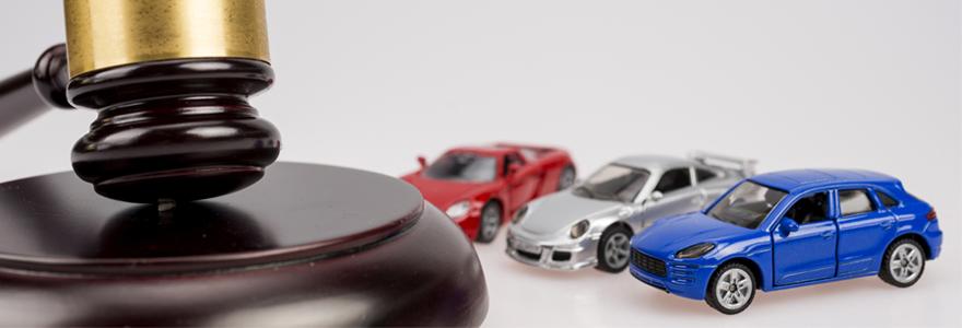 ventes aux enchères des automobiles