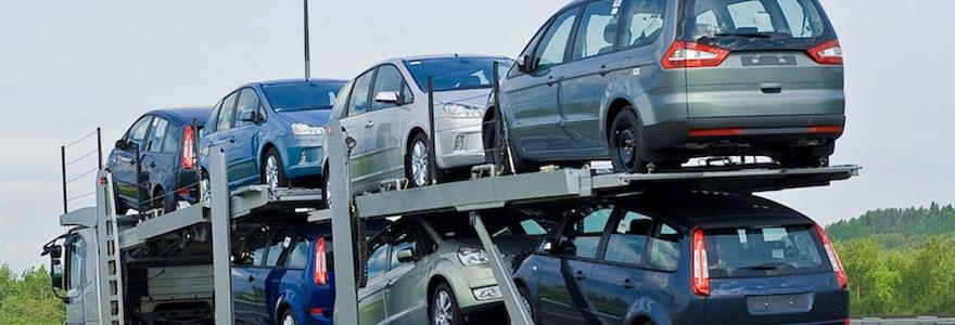 transport de votre véhicule